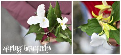 Springbouquets