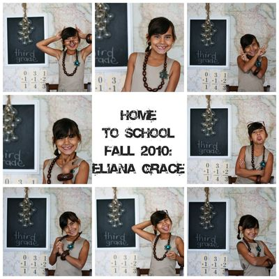 Egd home to school collage