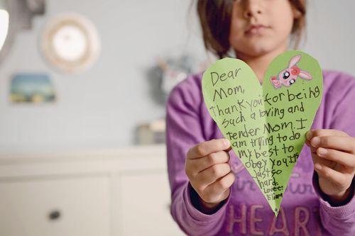 Eliana's valentine jan 27, 2012