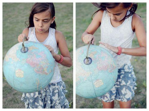 Els globe 31 Collage
